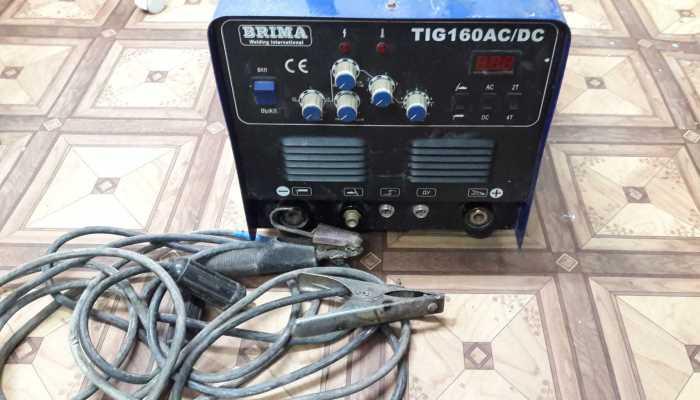 BRIMA TIG-160S