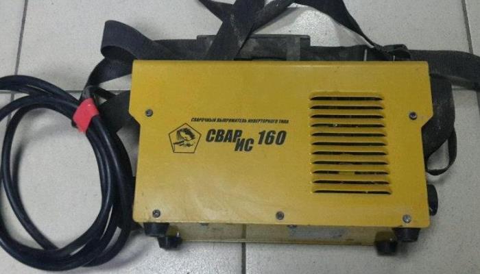 Сварис 160