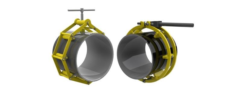 Применяются при прокладке магистральных трубопроводов