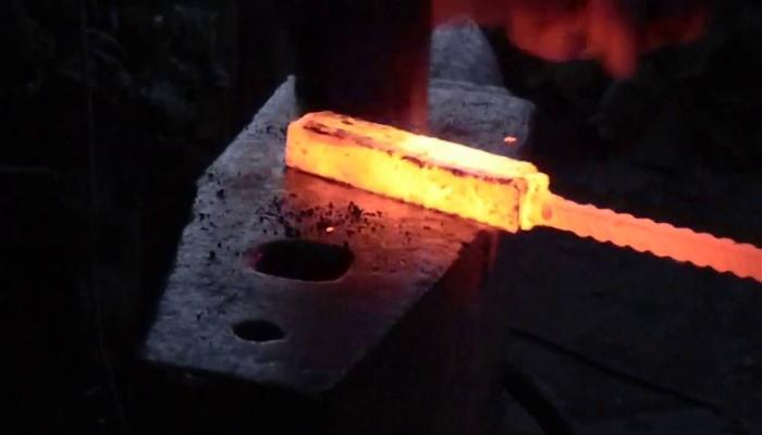 Нагрев металла