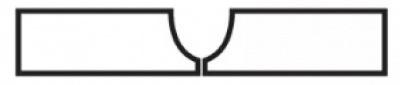 U-образный скос